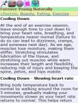 Essential Exercise screenshot 2/2