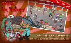 Zombie Live Wallpaper Free screenshot 4/6