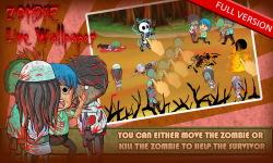 Zombie Live Wallpaper Free screenshot 6/6