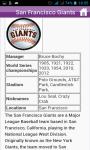 Baseball Teams Quick Facts screenshot 3/3