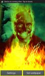 Ghost Rider Skull Remix LWP screenshot 3/3