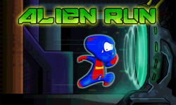 Alien Run 240x400 FT screenshot 1/6