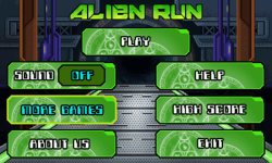 Alien Run 240x400 FT screenshot 2/6