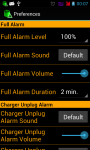 Battery Alarm RP screenshot 2/3