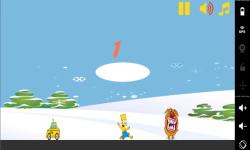 The Simpsons Run screenshot 2/3