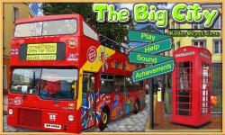 Free Hidden Object Game - The Big City screenshot 1/4