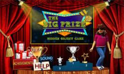 Free Hidden Object Game - The Big Prize screenshot 1/4