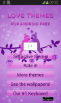 Love Themes for Android Free screenshot 1/6