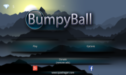 BumpyBall screenshot 1/6