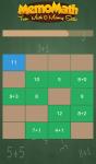 MemoMath - Train Your Memory And Math Skills screenshot 5/6