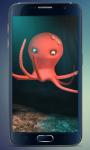 Funny Octopus Live Wallpaper screenshot 4/4
