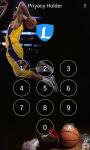 AppLock Theme Basketball screenshot 1/3