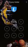 AppLock Theme Basketball screenshot 2/3
