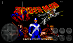 Spider Man And The X Men In Arcades Reveng SEGA screenshot 1/4
