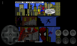 Spider Man And The X Men In Arcades Reveng SEGA screenshot 2/4