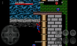 Spider Man And The X Men In Arcades Reveng SEGA screenshot 3/4