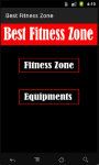Best Fitness Zone screenshot 2/6