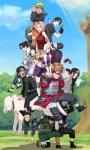 Naruto Hokage HD Wallpapers screenshot 1/6