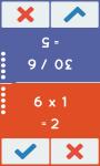 Speed Math screenshot 5/6