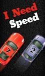 I Need Speed screenshot 1/1