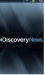 Discovery News live App screenshot 1/6