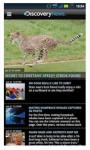 Discovery News live App screenshot 5/6