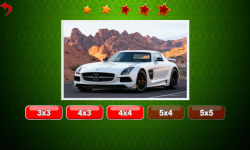 Car The Jigsaw Puzzle Free screenshot 2/3