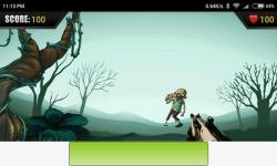 Zombie Shooter Dead Jungle screenshot 3/3