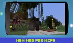 Crafting Dead Mod for Minecraft PE screenshot 2/3