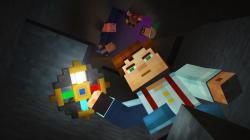 Minecraft Story Mode emergent screenshot 3/6
