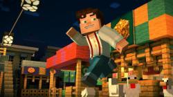 Minecraft Story Mode emergent screenshot 6/6