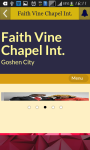 Faith Vine Chapel International screenshot 5/6