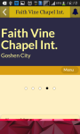 Faith Vine Chapel International screenshot 6/6