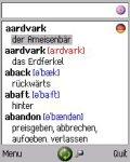 KODi English-German Dictionary screenshot 1/1