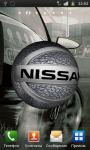 Nissan 3D Logo screenshot 2/6