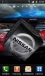 Nissan 3D Logo screenshot 3/6