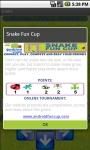 Snake Fun Cup - AndroidFunCup screenshot 4/6