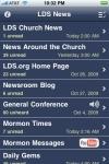 LDS News screenshot 1/1