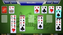 The Aces Solitaire Pack 2 Lite screenshot 2/4