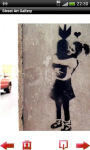 Street Art Gallery Banksy XY screenshot 4/4