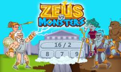 Zeus vs Monsters Math Game screenshot 1/6