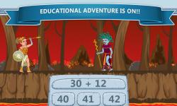 Zeus vs Monsters Math Game screenshot 6/6