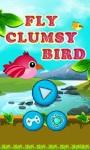 Fly Clumsy Bird screenshot 1/4
