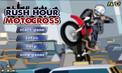 Rush Hour Motocross screenshot 1/3