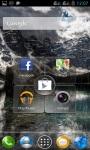 RAINDROPS ON GLACIERS LWP screenshot 3/3