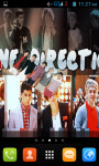 One Direction Live Wallpaper Free screenshot 1/6