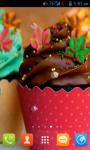 Cupcake Live Wallpaper Best screenshot 4/5