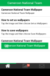 Cameroon National Team Wallpaper screenshot 2/5