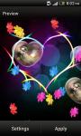 Sweet Heart on Live Wallpaper screenshot 2/5