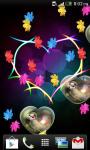 Sweet Heart on Live Wallpaper screenshot 3/5